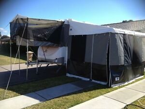 Immaculate Jayco Eagle Camper Metford Maitland Area Preview
