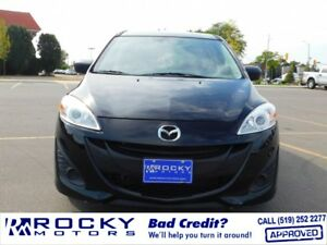 2012 Mazda Mazda5 - BAD CREDIT APPROVALS