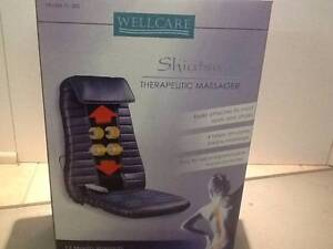 electric personal chair massager black  roller body Mooloolaba Maroochydore Area Preview