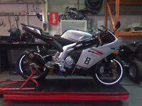 Rieju RS3 125cc (RARE TOP SPEC UK MODEL)