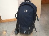 Large rucksacks 60 litres upto 75litre capacity-all used in excellent condition-from £40 to £55each