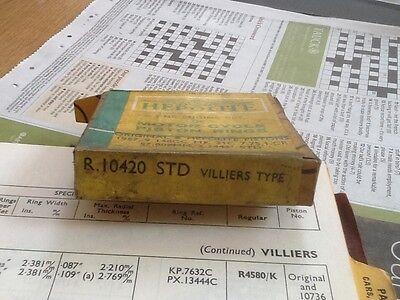Villiers Std Ring Set 1957 148cc MK 31C Two Stroke