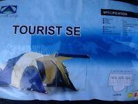 Tourist SE 6 Person Family TENT.