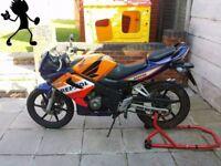 HONDA CBR125r - 2005 Repsol