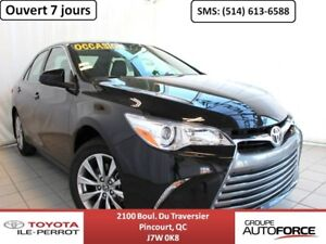 2017 Toyota Camry XLE, CUIR, TOIT OUVR, GPS, BLUETOOTH+++