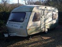 Jubilee Pioneer 4 Berth Touring Caravan (about 25 years old)