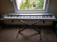 MIDI Keyboard (+ stand, pedal and USB wire!)