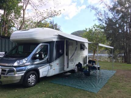 PRICE REDUCTION! Auto Trail Delaware 2014 Motorhome Mascot Rockdale Area Preview