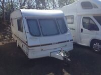 Swift challenger 5/6 berth 1998