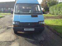 Renault Trafic HDS motor caravan for sale
