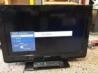 Panasonic viera TX-L24C3B 24 inch Widescreen HD Ready LCD TV WITH REMOTE