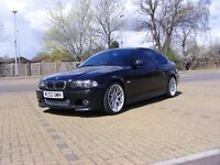 2003 52 BMW 330 M Sport Coupe - Black - Manual - M3 Brakes - CSL Wheels - M3 Looker! £1600
