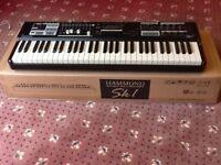 Hammond SK1 Organ original box hardly any use by non player