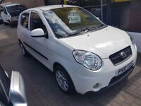 2010 KIA PICANTO 2 1.1 PETROL 5DR* 12 MONTHS MOT* ONLY 49K MILES* ONLY £30 RO...