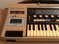 ELECTRIC ORGAN/guitar amp