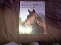 The Horse Riding & Care Handbook - Bernadette Faurie post inc