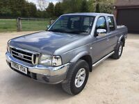 *** 2006 FORD RANGER XLT THUNDER 4X4 PICK UP ***