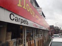 Floor Express - Carpet and Laminate Wood Shop Near Manchester Centre