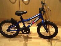 Ridgeback MX16 childrens mountain bike
