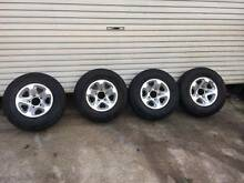 Toyota Land Cruiser 70 Series Rims & Tyres Willawong Brisbane South West Preview