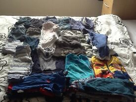 Boys 12/18 month clothes bundle