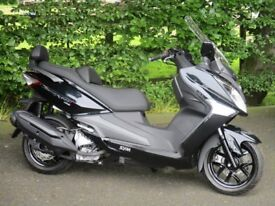 SYM JOYMAX 300i - excellent commuter - low on fuel and running costs