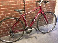 Ladies / Women Specialized Vita sport Hybrid city Bike