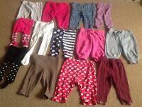 Huge bundle 6-9month girls clothes