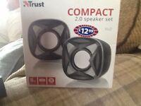 Trust compact 2.0 speaker set