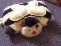 Soft pillow pet