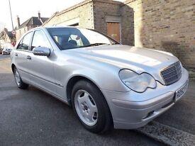 Mercedes c220 diesel 2003