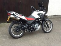 2011 BMW G650gs excellent condition