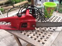 Champion chainsaw spares or repair