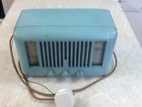 Very old Marconi Maestro Radio