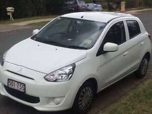 2013 Mitsubishi Mirage Hatchback Rochedale South Brisbane South East Preview