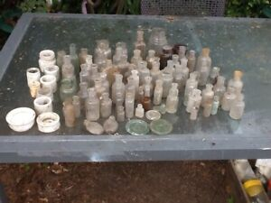 A large collection of old bottles Mount Pleasant Ballarat City Preview
