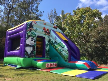 $180 Jungle Jumping Castle Hire