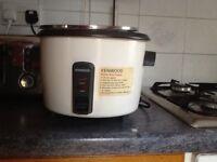 KenwoodRice Cooker hardly used