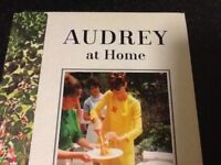 AUDREY AT HOME cook book