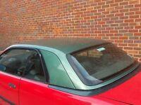 Bmw E36 Green Hardtop - Heated Rear Screen, 318,320,323,325,328,convertible,m3