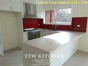 Complete Kitchen Cabinets + Polyurethane Door + Benchtop Clayton Monash Area Preview