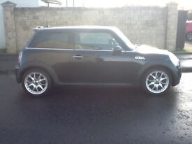 MINI COOPER S 175 BHP(LOW MILES, FULL SERVICE HISTORY, LONG MOT, CHILLI PACK, HIGH SPEC, IMMACULATE)
