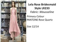 Lela Rose Occasion Dress in Pink