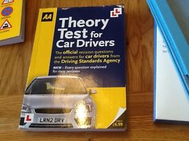 Learn to drive books set