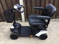 INVACARE COLIBRI CAR BOOT STYLE MOBILITY SCOOTER IN LOVELY CONDITION