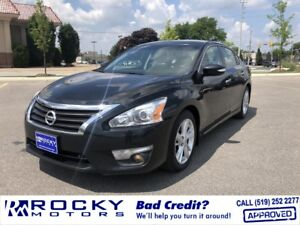 2015 Nissan Altima - Drive Today | Great, Bad, Poor or No Credit