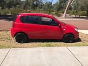 2009 Holden Barina Merriwa Wanneroo Area Preview