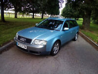 Audi A6 Tdi automatic low mileage new MOT