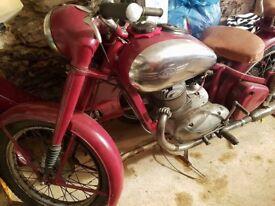 JAWA 250 YEARS 1953
