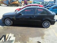 BMW COMPACT CAR PARTS SPARES BREAKING